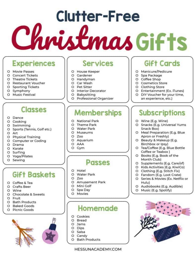 44 Whole Family Experience Gift Ideas
