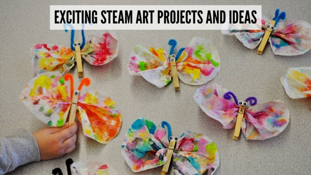 51 Steam And Stem Activities For Kids That Are Ridiculously Fun