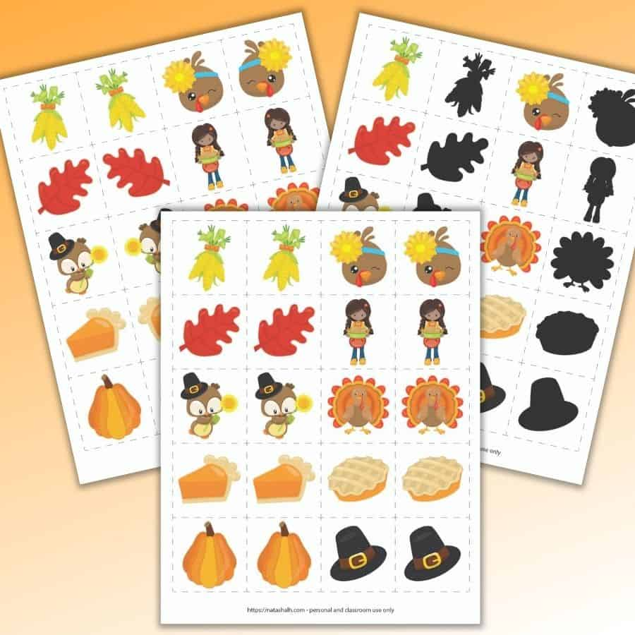 27 Free Thanksgiving Printables For Kids And Families